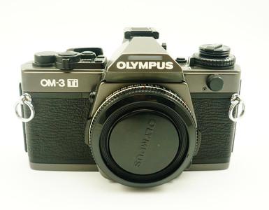 奥林巴斯 OM 3ti  钛版  最小单反相机  值得收藏