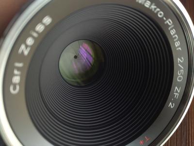95新蔡司zf50f2带微距第二代,限重庆本地当面交易。