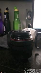 佳能EF85mm f/1.2 usm 全新镜头,一月底购买