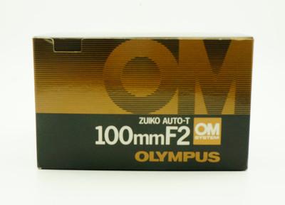 奥林巴斯 人像神镜 OM100/2 ED镜片 全包装