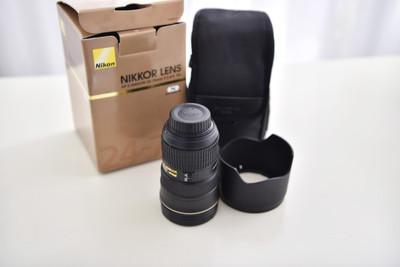 出自用95新尼康 AF-S Nikkor 24-70mm f/2.8G ED上海杭州当面交易