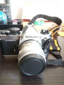 Nikon FM2+蔡斯手动头若干