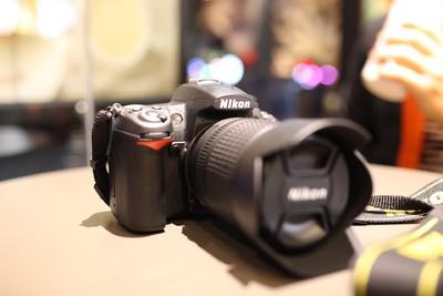 尼康 Nikon d7000 18-105套机 国行