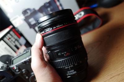 (降价啦)诚心出自用佳能 EF 24-105mm f/4L IS USM