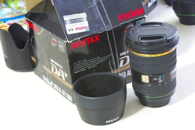 宾得 DA  16-50mm f/2.8 ED AL IF SDM