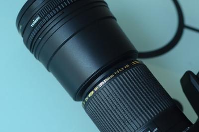 处理闲置腾龙200-500MM镜头