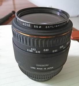 适马 MACRO 50mm f/2.8 EX DG(宾得卡口)
