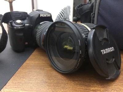 摄友自用(宾得口)腾龙 SP AF10-24mm f/3.5-4.5 Di II  B001