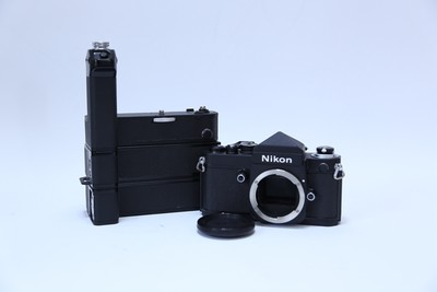 尼康 Nikon F2 H-MD High Speed 高速相机 MD-100