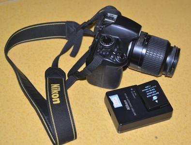 尼康 D3100       18-55