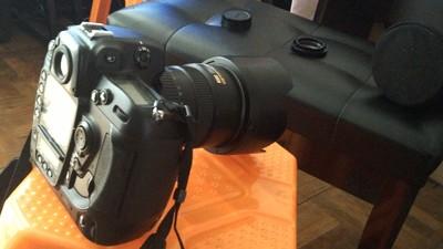 d2xs 加镜头尼康17-55标配