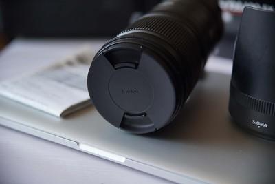 15年6月入手的适马70-200 f2.8 is 5代镜头,4500元出售