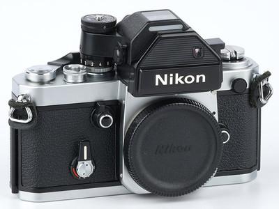 新净 尼康F2S Nikon F2S 黑色DP-3顶 F2 全机械135胶片单反机皇