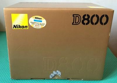 95新尼康D800单反相机