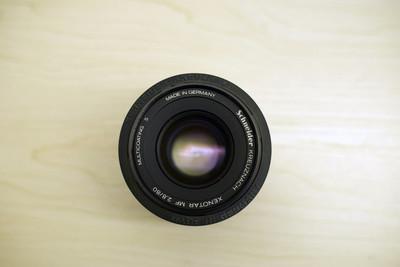 Exakta 66 Xenotar 80/2.8 MF 中幅最强标镜