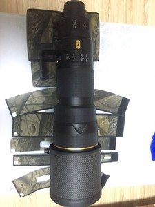 尼康 AF-S VR 200-400mm f/4G IF-ED