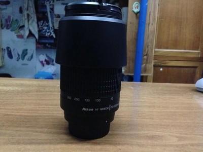 出闲置尼康AF 70-300mm f/4-5.6G镜头