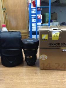 出闲置 行货 尼康 AF-S Nikkor 14-24mm f/2.8G ED