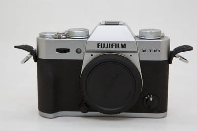 富士 X-T10