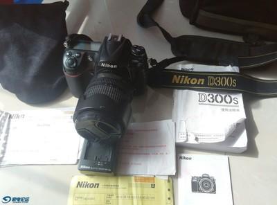 尼康D300s    18-105套机!!!!!!!!!!!