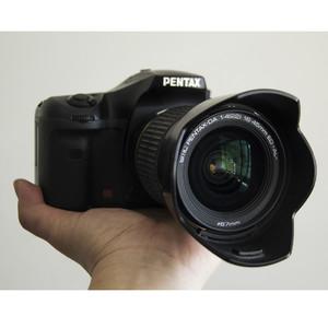 宾得Pentax单反相机K20d+Da16-45mm+取景放大器