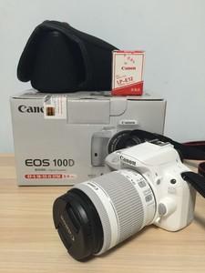 Canon/佳能 EOS 100D 单反套机 EF-S 18-55mm