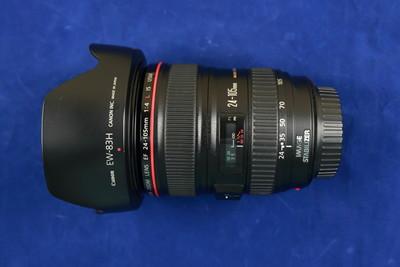 出自用佳能 EF 24105mm f/4L,或加钱换2470