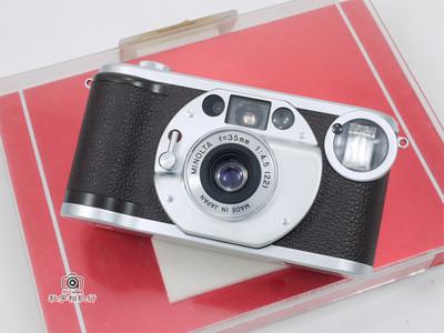 美能达 美能达限量复古胶片旁轴机 Minolta PROD 20*s 全套收藏级成色 30596