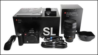 徕卡 Leica SL(601)+SL 24-90/2.8-4 ASPH 套机 新品(联保,非水)