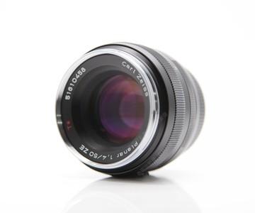 本店精品:卡尔·蔡司 Planar T* 50mm f/1.4 ZF.2