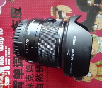 尼康 1 尼克尔 VR 6.7-13mm f/3.5-5.6