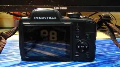 德国柏卡(PRAKTICA) Luxmedia 20-Z35S 35倍光学变焦 2000万像素