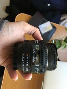 上海本地出国行 尼康 AF 35mm f/2D