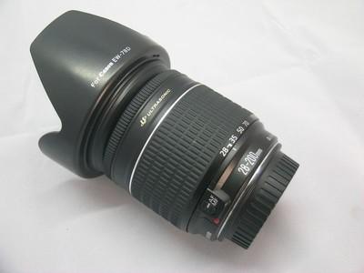 Canon 全幅 EF 28-200 USM - 面对面在上海