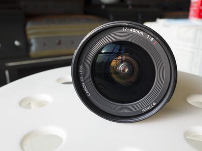 90新 佳能 EF 17-40mm f/4L USM