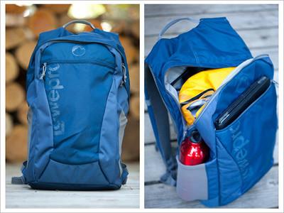 乐摄宝 Photo Hatchback 22L AW 户外摄影包专业单反双肩相机包(蓝色)