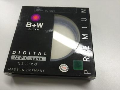B+W 58mm  XS-PRO 超薄多层纳米镀膜UV镜