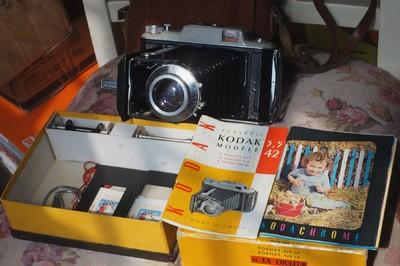 柯达Kodak 3.5 6x9 相机 Angenieux 100 3.5镜头