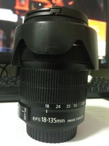 佳能EF-S  18-135MM f/3.5-5.6 IS