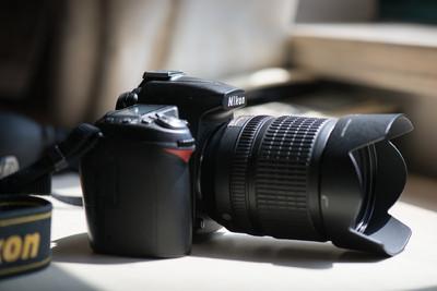 尼康 D90套机 18-105mm  f3.5-5.6G ED