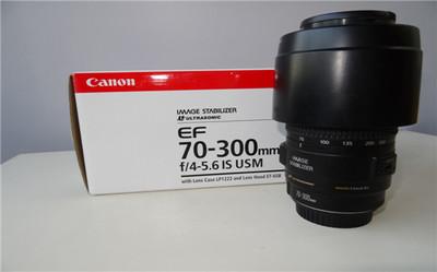 佳能EF 70-300mm f/4-5.6 IS USM