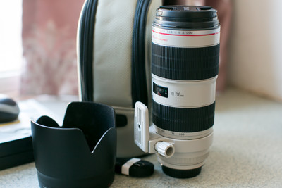 佳能 EF 70-200mm f/2.8L IS II USM 极品成色