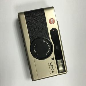 【已出·留念】最低调存在的傻瓜机—— Leica minilux