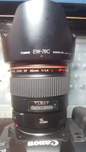 出售佳能35mm 1.4l定焦