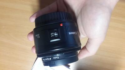 佳能 EF 50mm f/1.8 II
