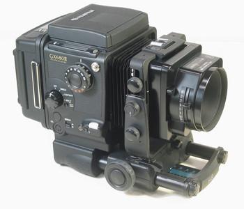 GX680 III型 套机+125/5.6镜头+120后背
