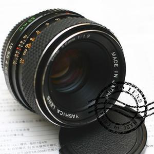 YASHICA 50mm F1.9   (已改尼康口) 挂 NEX 上非常好