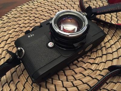 福伦达Bessa R3A(旁轴胶片相机)+Nokton MC 40mm 1.4