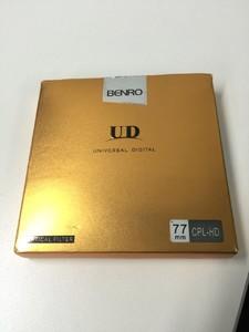 百诺 BENRO UD系列HD 高清滤光镜 CPL 偏振镜 偏光镜