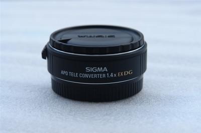 sigma 适马 远摄增倍镜 APO TC 1.4X EX DG 增距镜 佳能